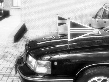hearse car