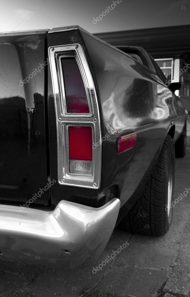 Tail Light Of Classic Car Stock Editorial Photo C Hansenn 32556535