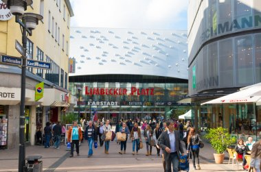 shopping mall in Essen, Germany