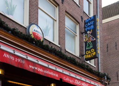 famous pub in amsterdam