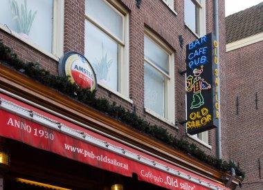 famous pub in amsterdam