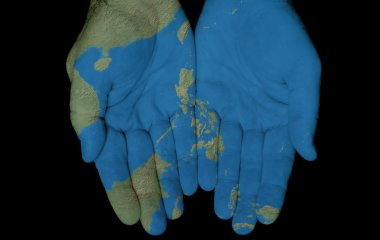 Philippine Islands In Our Hands