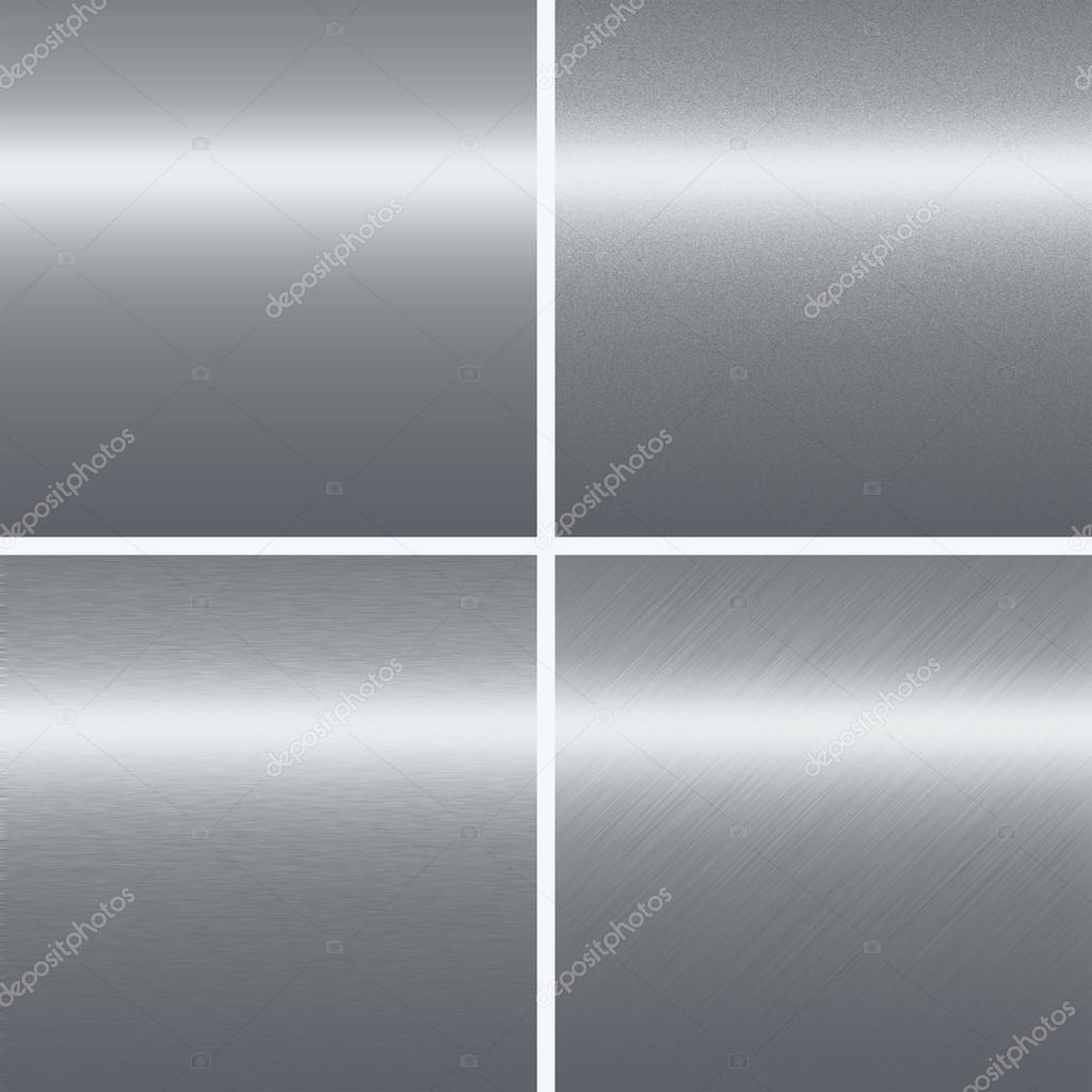 textura metal plateado cromo fondos colección de diverso patrón ...