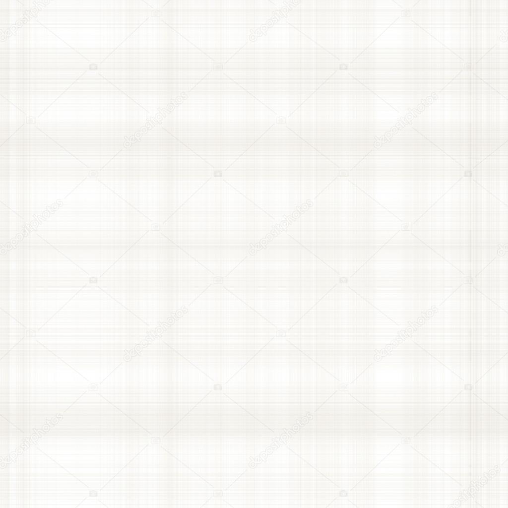 White fabric texture background with beige grid pattern