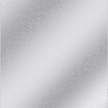 Silver metal texture background with oblique line of light to decorative greeting card design
