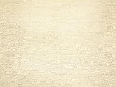 Beige canvas texture paper background stock vector