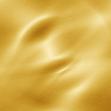 gold background corrugated metal texture