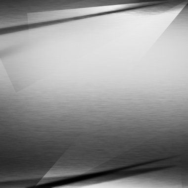 Silver background chrome metal texture