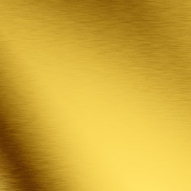 Gold background abstract texture and beam of light