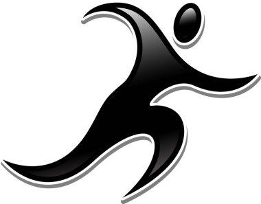 Athletics. sports icon