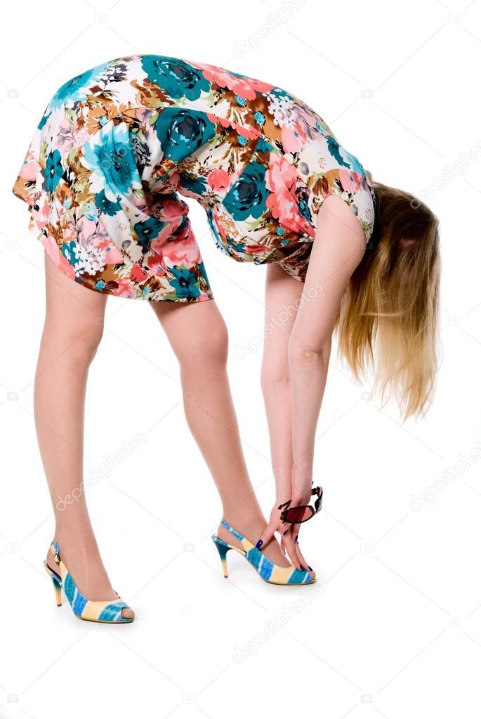 женщины наклоняются фото бесплатно
