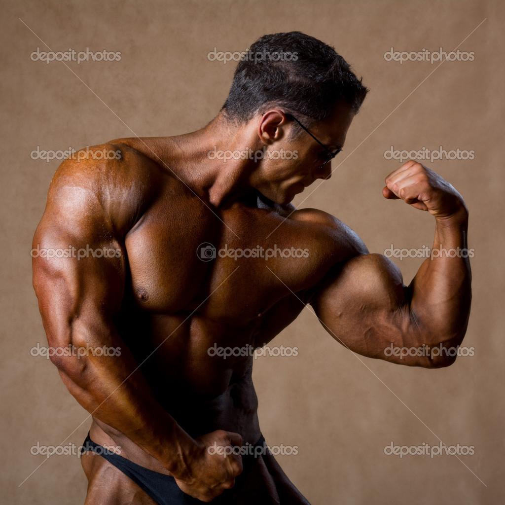 Сексуальные мышцы человека