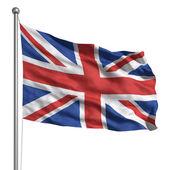 Fotografia Bandiera del Regno Unito