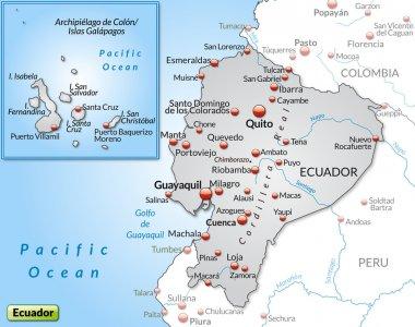 an overview of ecuador