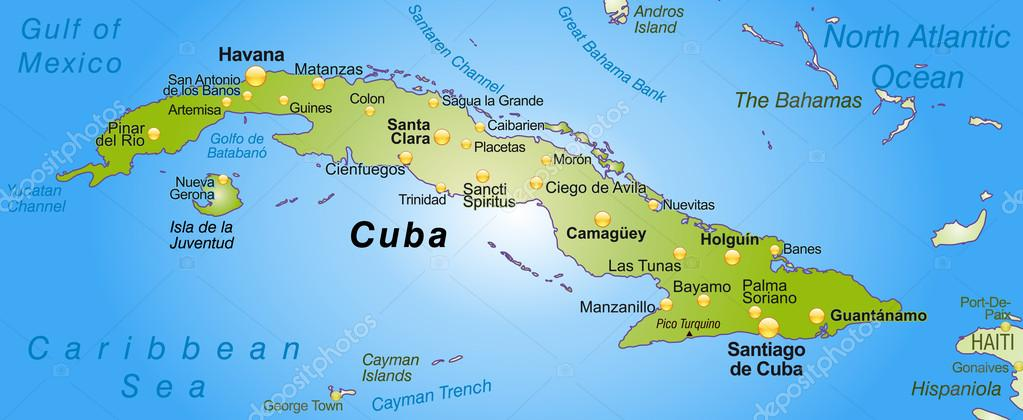 Pictures: cuba map | Map of Cuba — Stock Vector © artalis ... on belgium map, india map, costa rica map, germany map, carribean map, thailand map, russia map, dominican republic map, jamaica map, puerto rico map, czech republic map, china map, italy map, portugal map, iran map, australia map, cyprus map, peru map, haiti map, brazil map, iceland map, mexico map, france map, africa map, usa map, hispaniola map, chile map, panama map, lesser antilles map, united states map, argentina map, ireland map, croatia map, greece map, austria map,