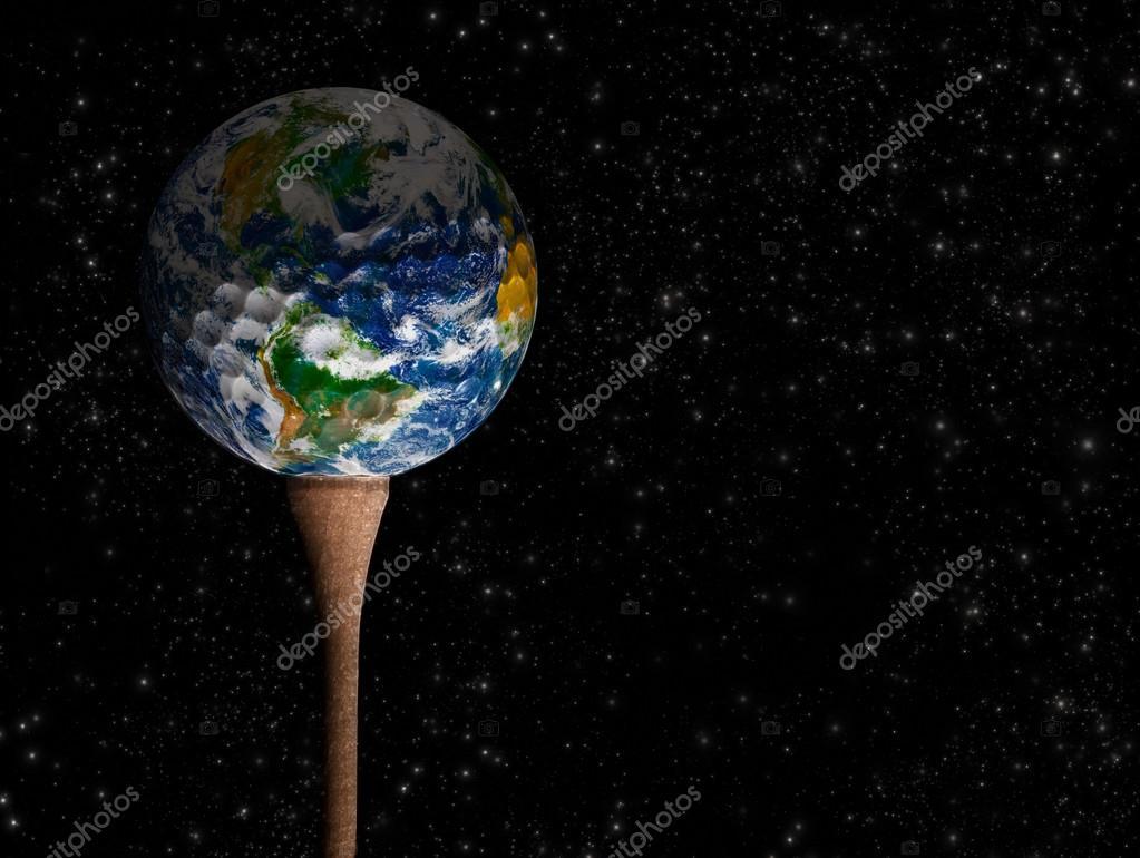 World on a tee