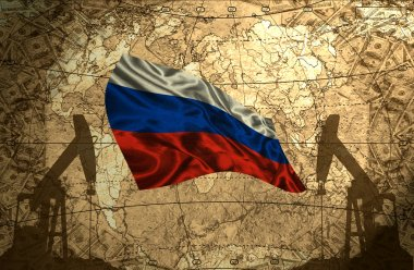Russia Oil Power