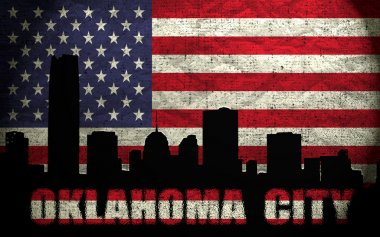 View of Oklahoma City