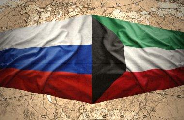 Kuwait and Russia