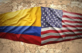 Fotografie Colombia and United States of America