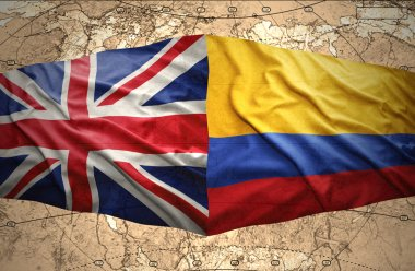 Colombia and United Kingdom