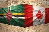 Fotografie Dominica and Canada