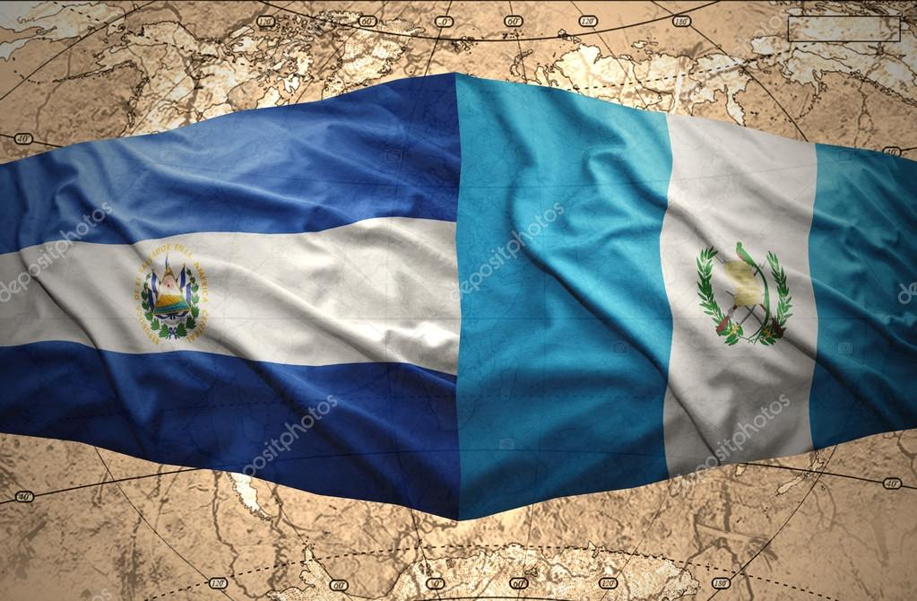 Image result for BANDERA GUATEMALA- El Salvador 2019