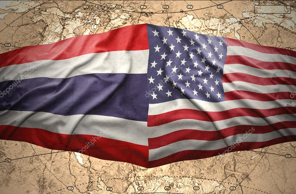 Thailand and United States of America