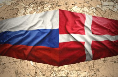 Denmark and Russia