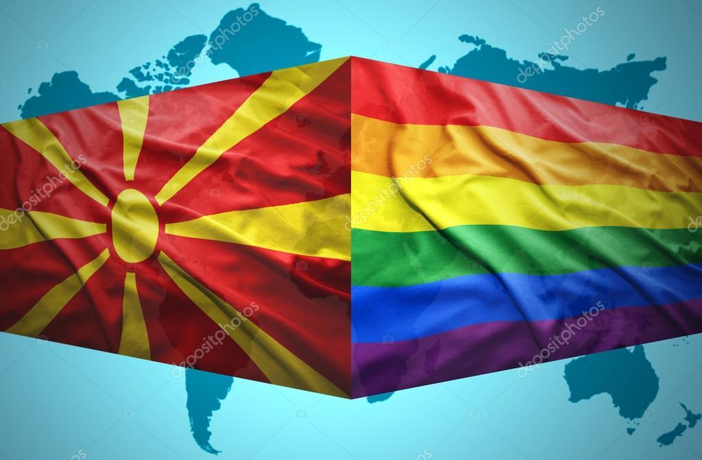 Македонский гомосексуалист