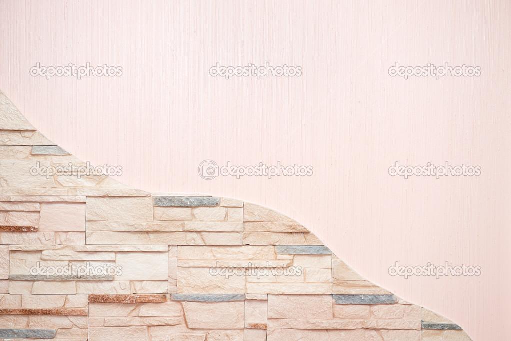 Sfondo di piastrelle da rivestimento in pietra foto - Piastrelle in stock ...