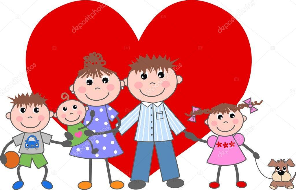 Imágenes Amor A La Familia Día De San Valentín Amor Familia