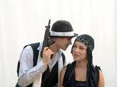 Fotografie junges Paar