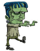 Frankenstein netvor
