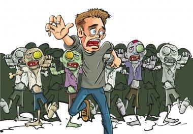Found a survivor of the Zombie Apocalypse