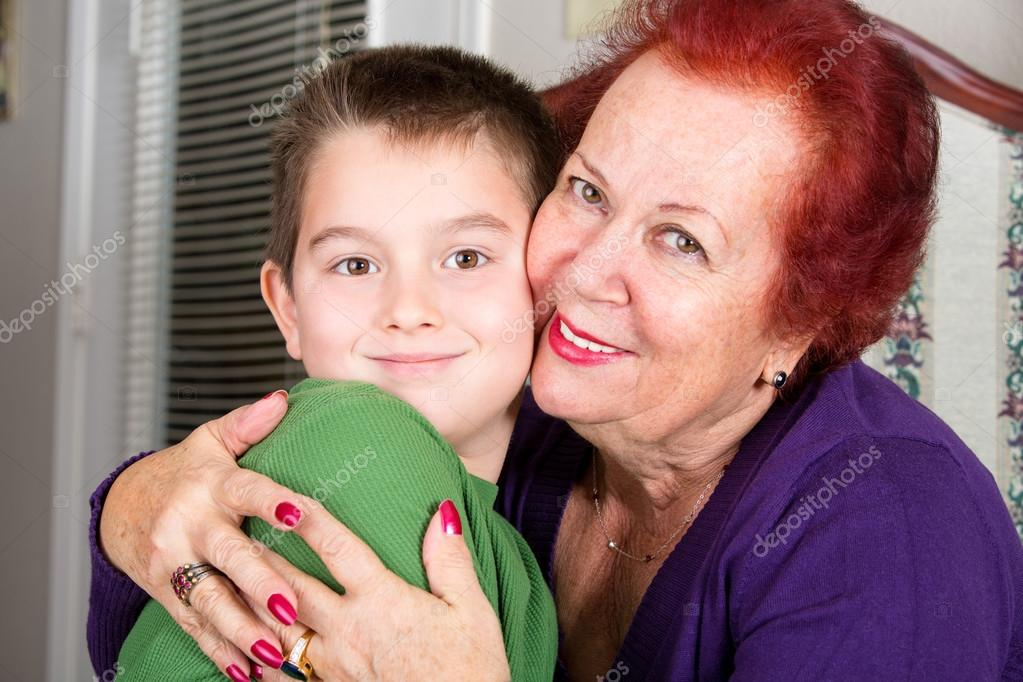 Dingbats - Page 4 Depositphotos_34841849-stock-photo-grandmother-and-grandson-cheek-to