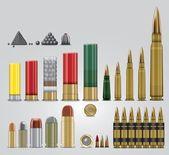 voller Vektor-Munitionssatz