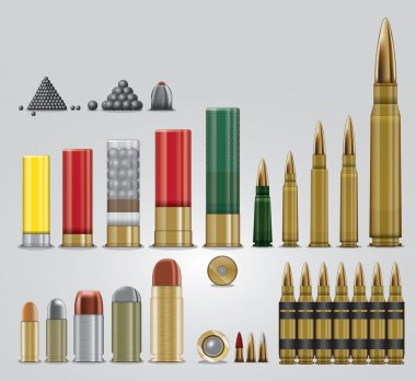 Full vector ammo set