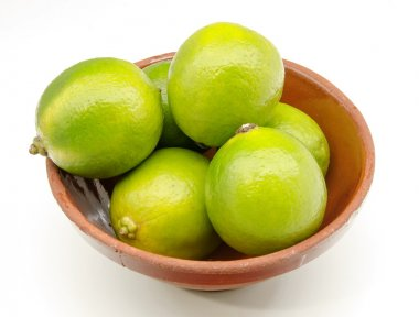 Various fresh lime