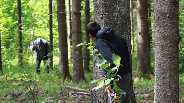 Fiú elveszett az erdőben epizód 3
