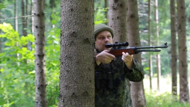 Férfi optikai fegyver és a távcső woods epizód 5