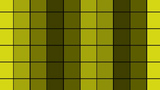 Abstract flashing squares episode 1