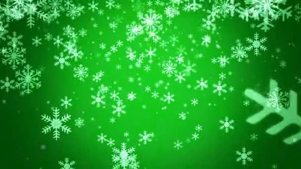 Schneeflocken fallen Folge 5