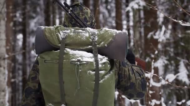 vadász optikai puska téli-epizód 2