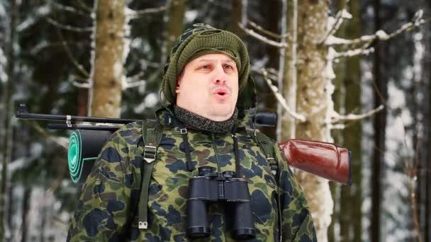vadász téli epizód 4 optikai puska