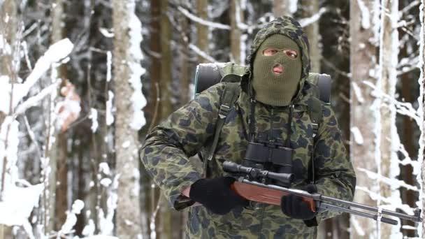 vadász optikai puska a forest epizód 5