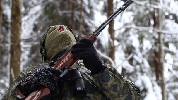 vadász optikai puska rejtett az őserdő-episode 4