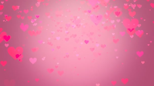 Hearts on pink background episode 2