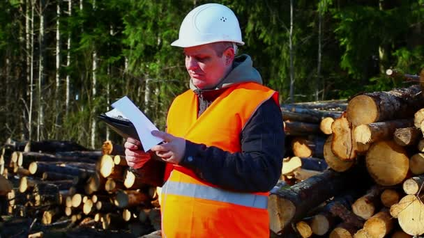 dřevorubec v lese epizoda 7