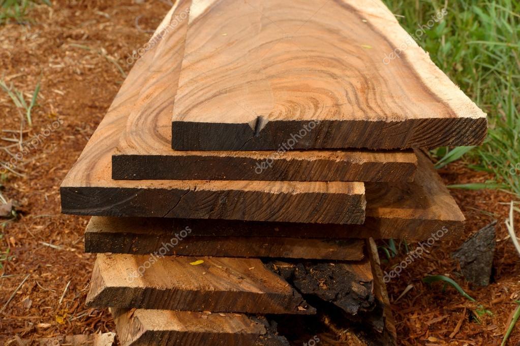 Wood plank.